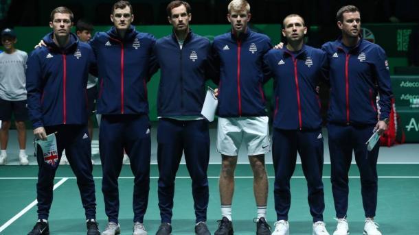 Reino Unido, 10 veces campeón de Copa Davis. Imagen_