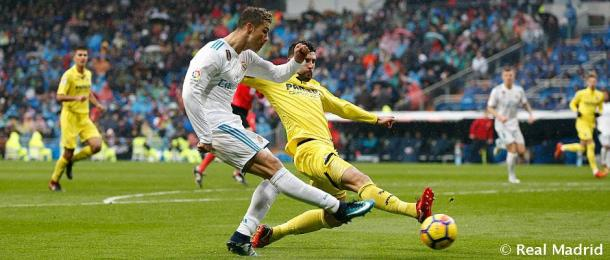 Duelo entre Real Madrid y Villarreal (Foto: Real Madrid CF)