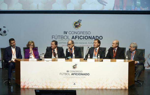 El Congreso, celebrado en Donosti (fuente RFEF