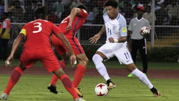 Inglaterra se impone a México 3-2 en el Mundial Sub17