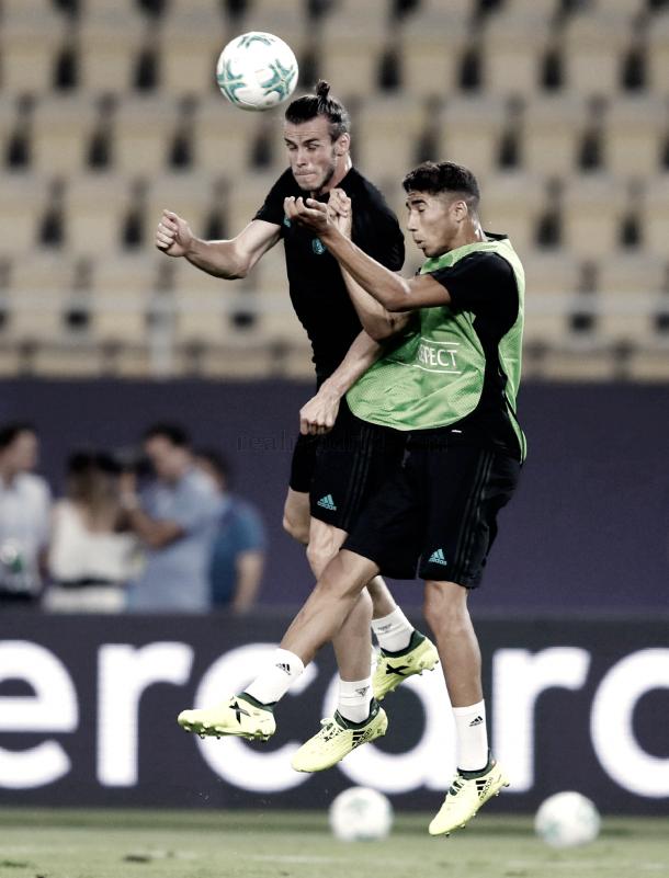 ¿Estará Gareth Bale entre los titulares? | Foto: Real Madrid C.F.