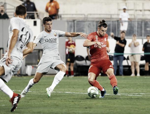 Bale definió para el 2-0   Foto: Real Madrid C.F.