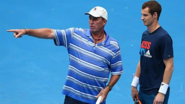 Lendl to resume working with Murray from Monday. Photo: Getty