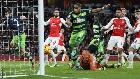 Williams hacía el segundo | Foto: BBC