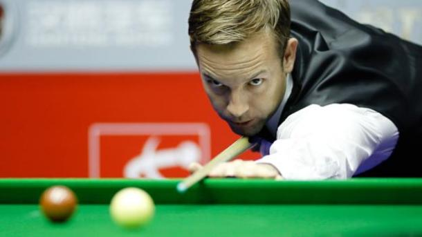 Ali Carter has been focused all week (photo : Getty Images)