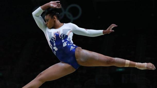 Ellie Downie finished 13th in the womens all-around final | photo: bbc.co.uk