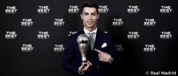 Cristiano ya ganó el galardón el año pasado | Foto: Real Madrid CF