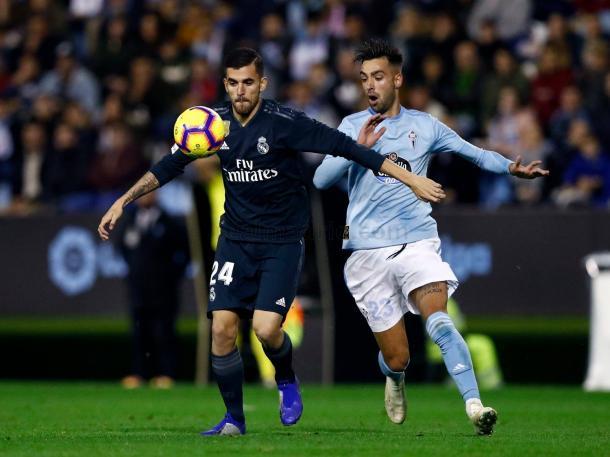 Ceballos y Brais Méndez, dos de los 'jugones' del partido I Foto: Real Madrid