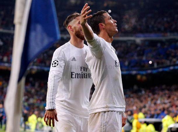 El Real Madrid remonta al Wolfsburgo en el Bernabéu con tres goles de Cristiano. Real Madrid