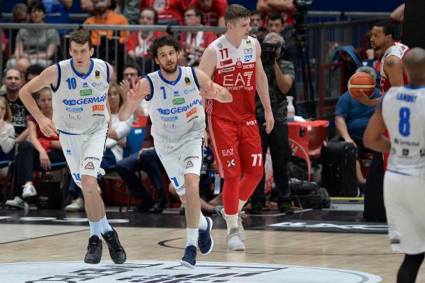 Vitali Luca EA7 Olimpia Milano - Basket Leonessa Brescia Semifinali PlayOff GAME 01 Legabasket Serie A 2017/18 Milano, 24/05/2018 Foto Ivan Mancini / Ciamillo-Castoria