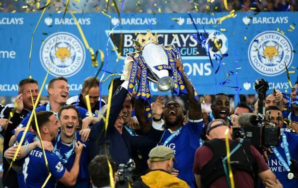 Morgan y Ranieri levantan el título más insospechado | Foto: Record