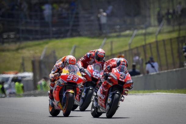 Gran Premio de Italia. /Foto: motogp.com