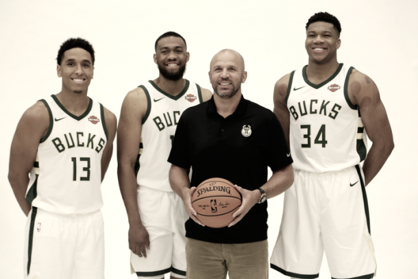 Milwaukee Bucks en pretemporada | Foto: NBA