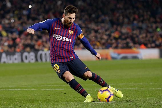 Lionel Messi | Photo: Bleacher Report