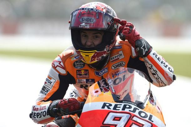 Marquez has used his head this season - www.speedweek.com