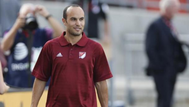 Donovan ya se estrenó como entrenador (Imagen: sports.yahoo.com)