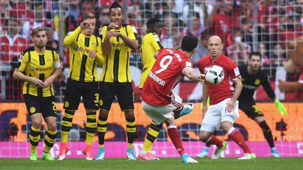 Bayern Monaco-Borussia Dortmund: copertura tv e streaming