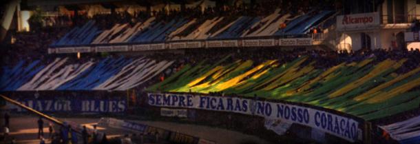 Mosaico en honor a Bebeto