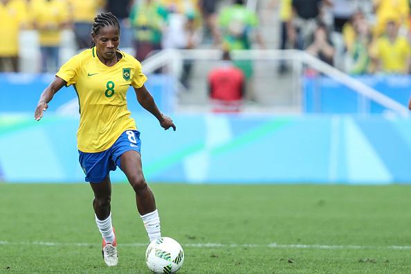 Formiga fez último jogo pela Seleção durante a Rio-2016 | Foto: Vanessa Carvalho/Brazil Photo Press/LatinContent/Getty