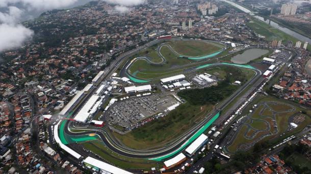 Autódromo José Carlos Pace / Fuente: Twitter