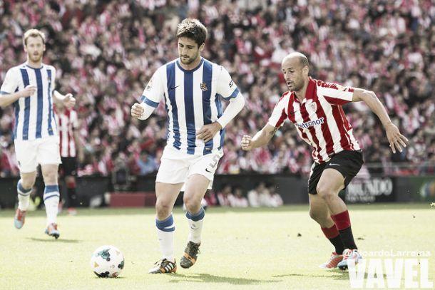 Imagen de un Athletic Club - Real Sociedad | Imagen: Ricardo Larreina - VAVEL