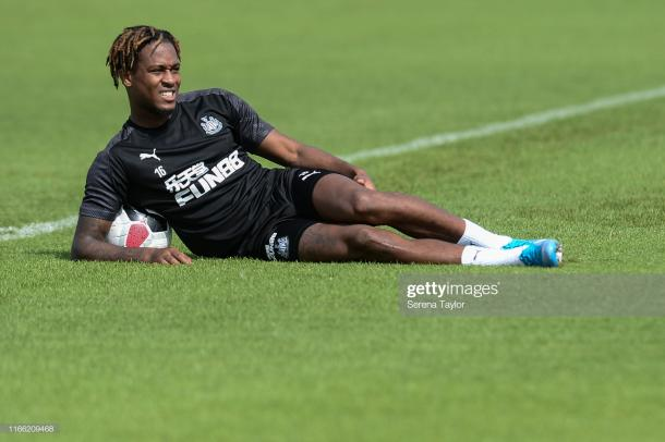 Rolando Aarons misses out (Photo by Serena Taylor/Getty Images)