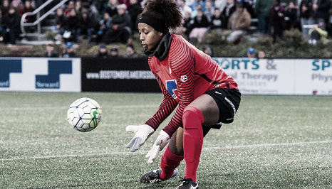 Abby Smith will be looking to make her return to the Breakers lineup in 2017 | Source - nwslsoccer.com