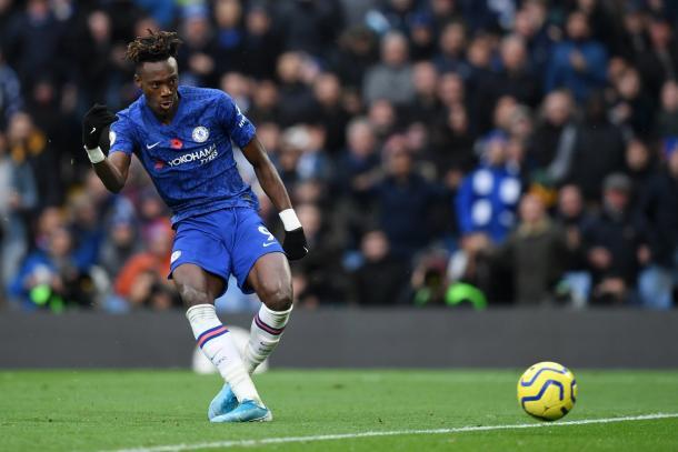 Chelsea pressiona, mas não marca na primeira etapa (Divulgação / Chelsea)