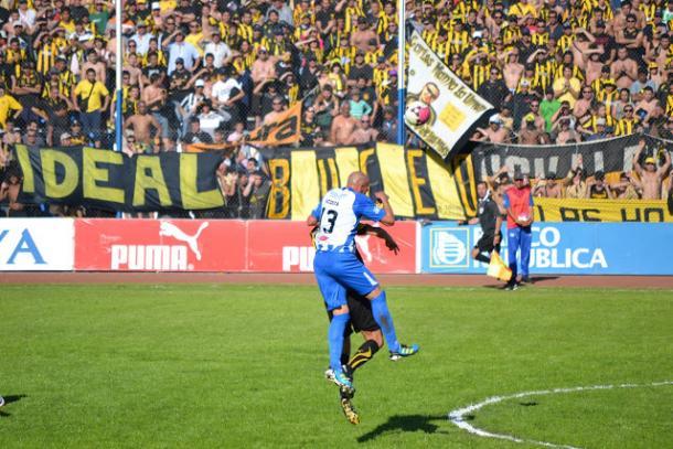 Cerro Largo vs Peñarol | Foto: A.Acosta