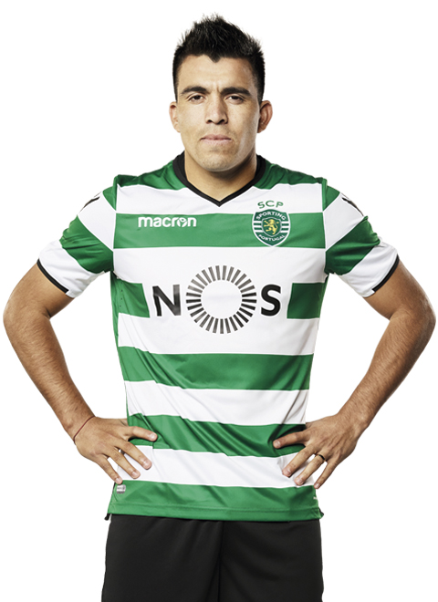 MArcos Acuña   Fuente: sporting.pt