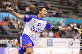 Adria Figueras celebrando un gol. Foto: Franklin Granollers