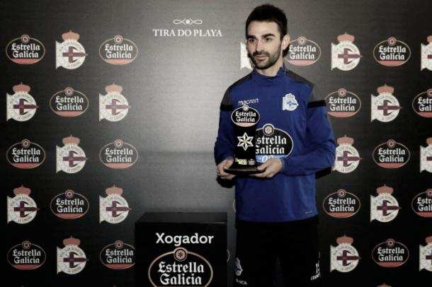 Adrián López Álvarez | Foto: RC Deportivo