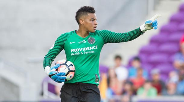 Adrianna Franch has an opportunity to move up the depth chart | Source: Jeremy Reper-ISI Photos