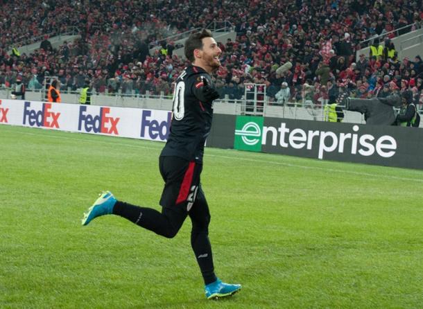 Aduriz, máximo goleador de la presente Europa League / athleticclub