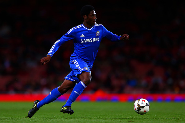 Aina is highly rated at Stamford Bridge (photo; Getty)
