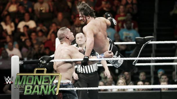 The dream match lived up to its billing. Photo- Youtube