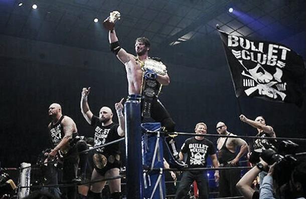 AJ Styles has performed all around the world (wrestlingrumors.net)
