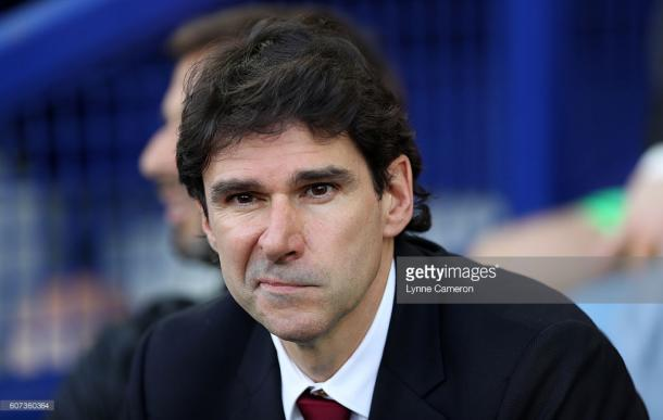 Aitor Karanka has seen his side stutter at the start of this season | Photo: Lynne Cameron/Getty Images