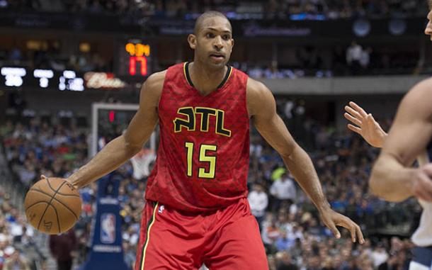 Al Horford is a target for at least three different teams in the league. | Photo: USATSI