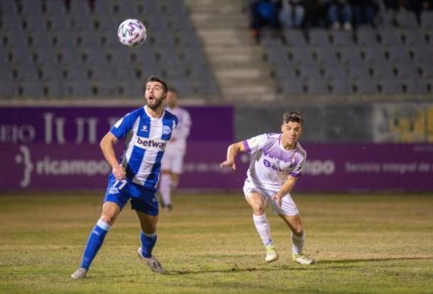 Real Jaén 3-1 Deportivo Alavés | Foto: Real Jaén
