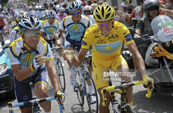 Buscando repetir la imagen de la victoria de 2009   Fuente: GettyImages
