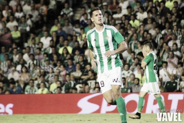 Álex Alegría es una de las revelaciones de la temporada | Foto: Juan Ignacio Lechuga | VAVEL.