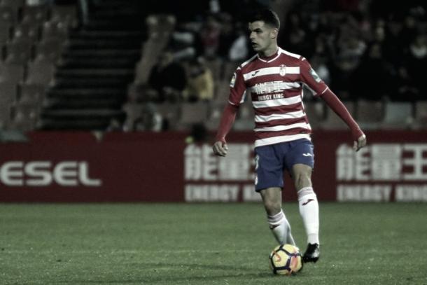 Álex Martínez fue fijo la temporada pasada | Foto: Antonio L. Juárez