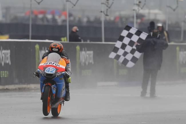 Primera victoria de Moto3 en Le Mans