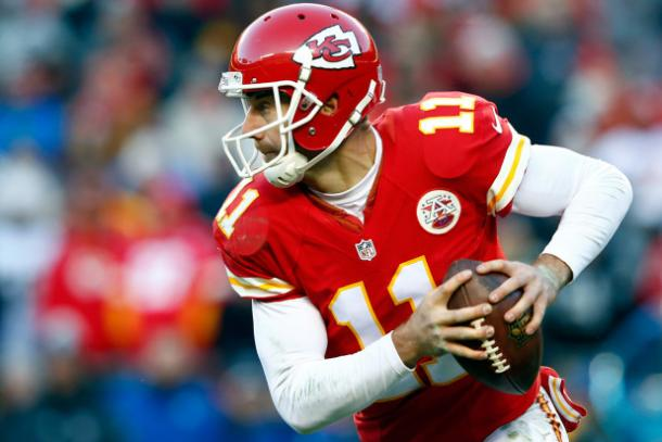Alex Smith and the Kansas City Chiefs have been quietly getting the job done | Source: Getty Images