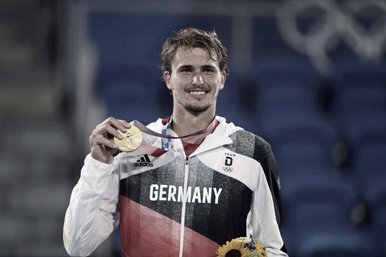 Alexander Zverev Foto ITF Tennis