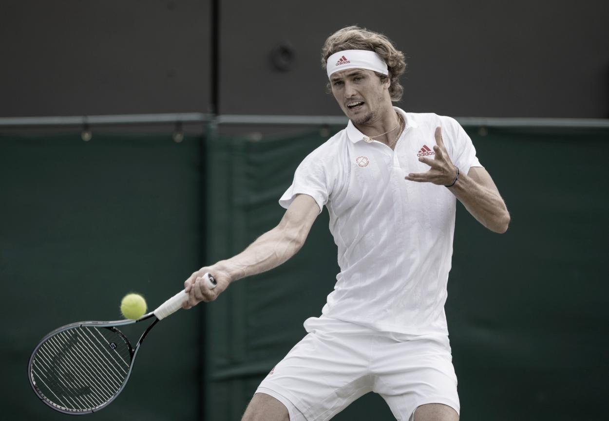 Alexander Zverev Foto Wimbledon