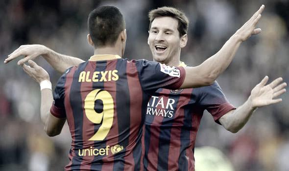 En Barcelona fue un socio perfecto para Lionel Messi | Foto: La Liga