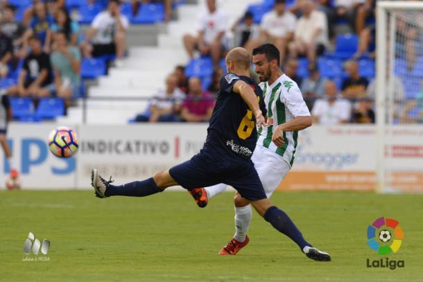 Alejandro Alfaro, uno de los más destacados | Foto: La Liga