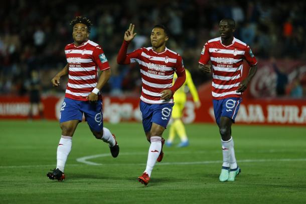Kunde, Machís y Ramos | Foto: Antonio L. Juárez